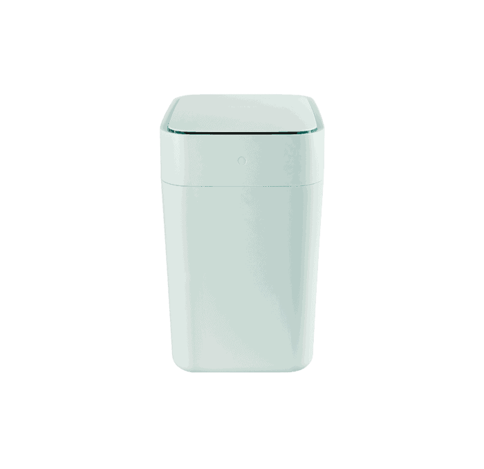 Townew T1 Teal trash can