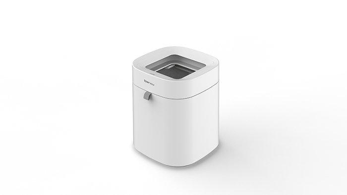 T Air Slim smart trash can (7)