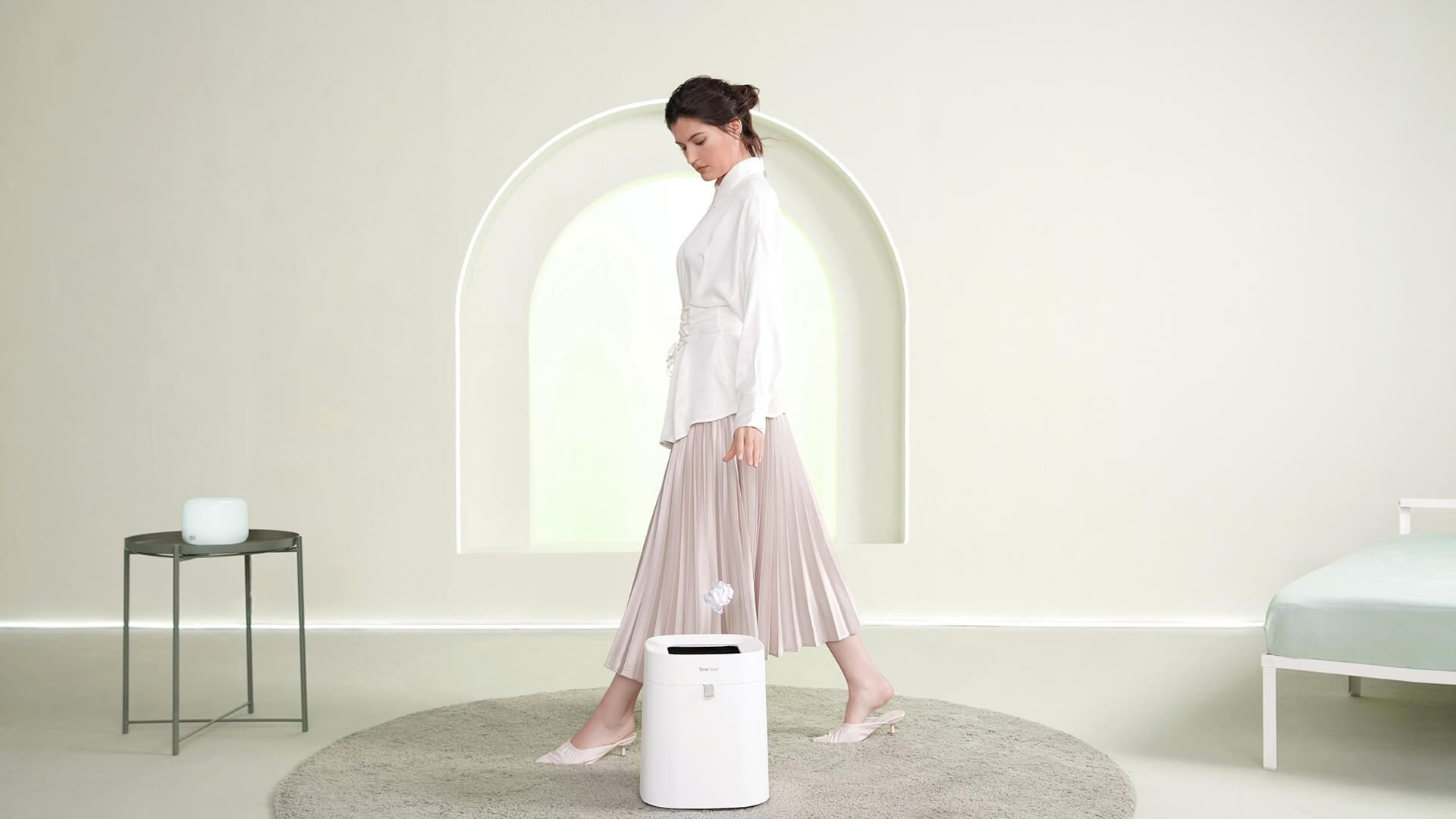 Townew T Air Lite smart trash can